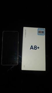 Celular Samsung A8 Plus 64gb