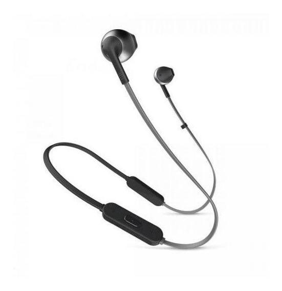 Fone De Ouvido Bluetooth Tune 205bt Preto Jbl
