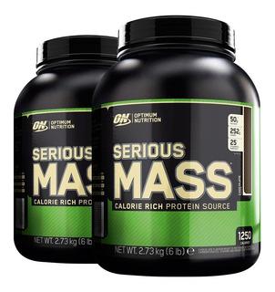 Optimum Nutrition Serious Mass Combo X 12lb