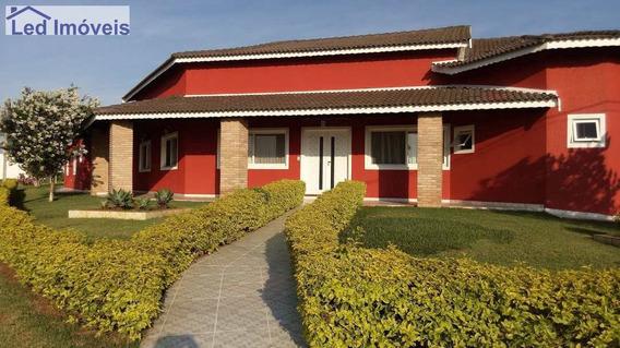 Casa De Condomínio Com 4 Dorms, Centro, Cesário Lange - R$ 2.49 Mi, Cod: 315 - V315