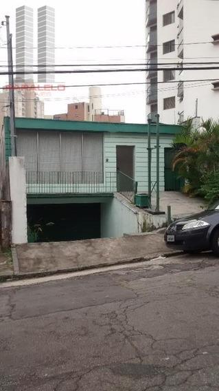 Casa Comercial À Venda, Mooca, São Paulo. - Ca0412