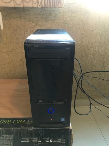 Pc Desktop Computador Asus P5g41t-m-lx/br Socket 775 Lga