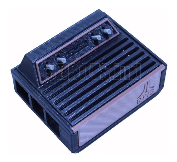 Case Raspberry Pi 2/3 Atari