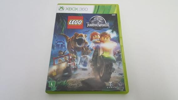Lego Jurassic World - Xbox 360 - Original - Física - Usado