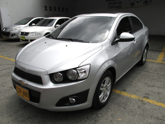 Chevrolet Sonic Lt Modelo 2016