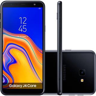 Smartphone Samsung Galaxy J4 Core 16gb, Preto - Sm-j410g