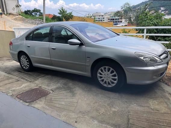 Peugeot 607 3.0 4p 2001