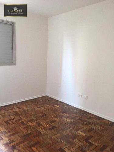 Imagem 1 de 13 de Apartamento Com 2 Dormitórios À Venda, 46 M² - Saúde - São Paulo/sp - Ap51176