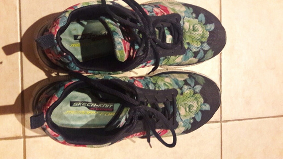 Zapatillas Floreadas Skechers