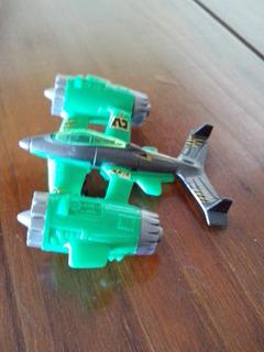 Avião Matchbox Mattel Stratos Stormer - 2013 - Thailand