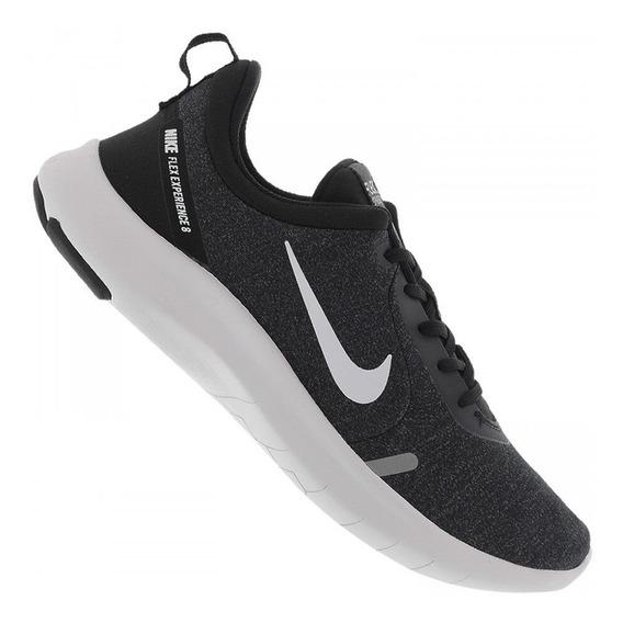 Tênis Feminino Nike Flex Experience Rn 8 Preto