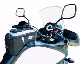 Tank Bag T T, Bolso Para Tanque De Motos Slik Accesorios