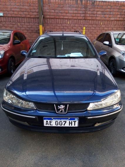 Peugeot 406 2000 2.0 Hdi St