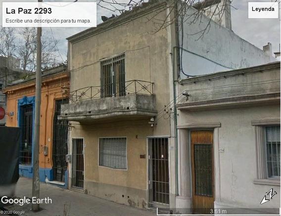 Venta Edificio Padron Unico Con 2 Casas Con Renta Al Frente