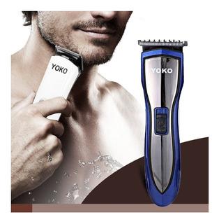 Maquina Afeitar Corta Pelo Barba Corporal Recargable