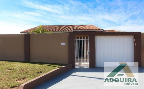Casa Térrea Com 3 Quartos - 4669-v