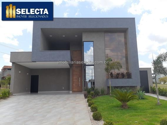 Casa De Condomínio 3 Quartos Para Venda No Condomínio Gaivota Ii Em São José Do Rio Preto - Sp - Ccd31061