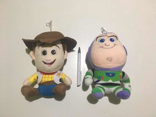 Peluches Toy Story Woody + Buzz Lightyear 20 Cm
