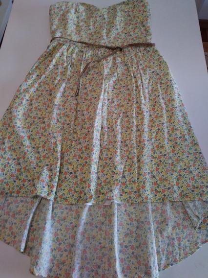 Vestido Strapless Forever 21.t.l/g