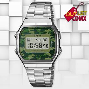 c32378335692 Reloj Casio Dorado Camuflaje - Reloj Casio en Mercado Libre México