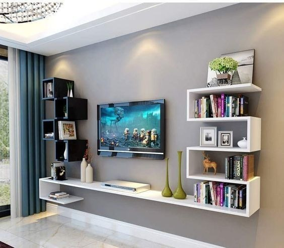 Estante Para Tv Sala De Estar Rack