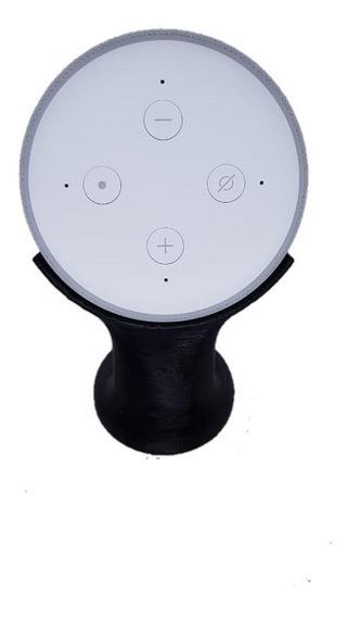 Suporte Apoio Stand De Mesa Amazon Alexa Echo Dot 3