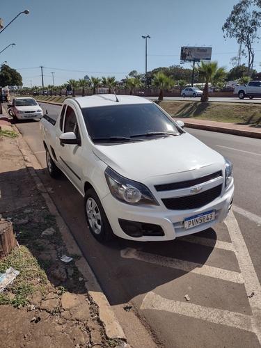 Imagem 1 de 7 de Chevrolet Montana 2015 1.4 Ls Econoflex 2p