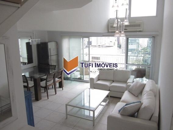 More A 3 Quadras Di Parque Ibirapuera ! Finamente Mobiliado - 3065