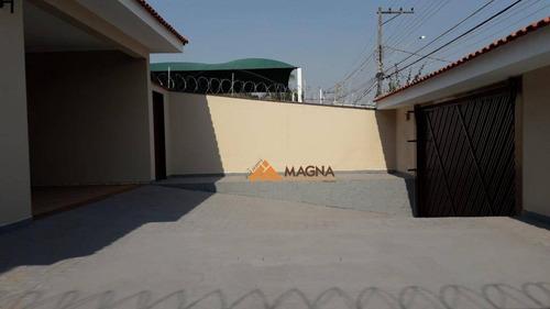 Imagem 1 de 30 de Casa À Venda, 235 M² Por R$ 800.000,00 - Ribeirânia - Ribeirão Preto/sp - Ca1750