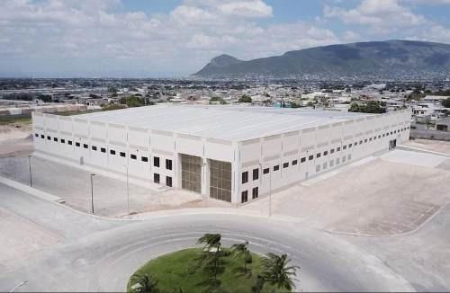 Nave Industrial En Renta 9712 M² Mty Garcia