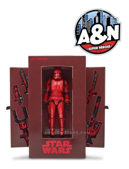 Star Wars Black Series Sith Trooper Sdcc 2019