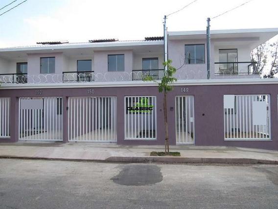 Casa Geminada Com 3 Quartos Para Comprar No Planalto Em Belo Horizonte/mg - 3447