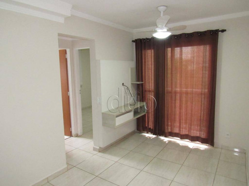 Apartamento À Venda, 45 M² Por R$ 155.000,00 - Jardim São Francisco - Piracicaba/sp - Ap3632