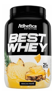 Best Whey 900g Sabores - Atlhetica Nutrition