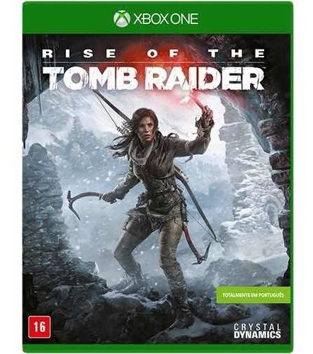 Rise Of The Tomb Raider - Xbox One Português