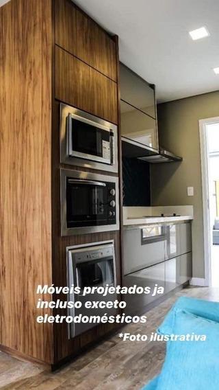 Loft Em Centro, Arujá/sp De 33m² 1 Quartos À Venda Por R$ 350.000,00 - Lf588109