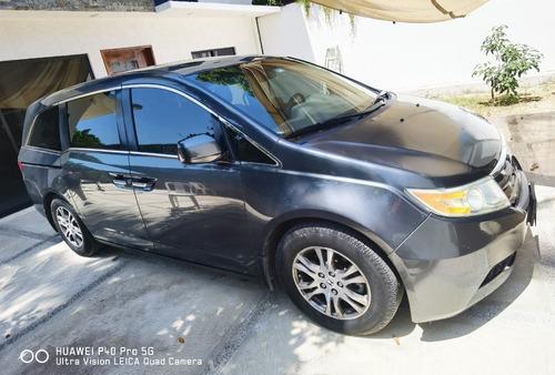 Imagen 1 de 15 de Honda Odyssey 2011 Americana Legalizada  6 Cil Piel Q/q
