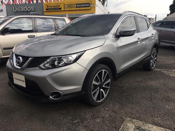 Nissan Qashqai Exclusive 4x4 2018