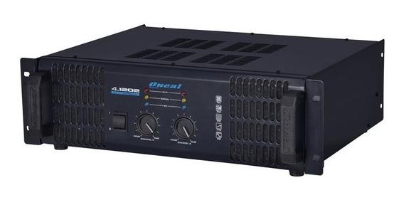 Amplificador Oneal Olp 4.1202 - 2000 Watts