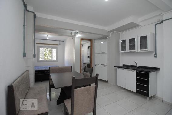 Apartamento Para Aluguel - Igará, 1 Quarto, 28 - 893116468
