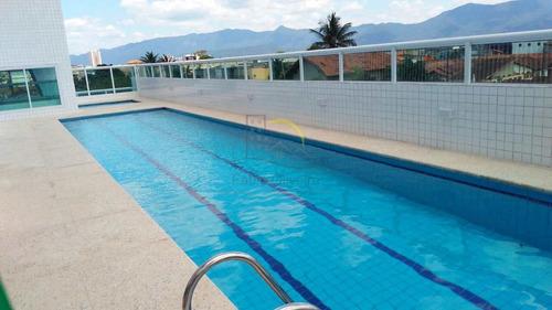 Imagem 1 de 17 de Apartamento Com 2 Dorms, Aviação, Praia Grande - R$ 310 Mil, Cod: 2102 - V2102