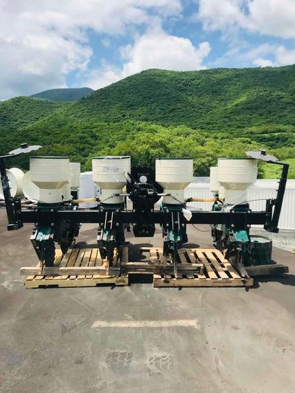 Sembradora Para 4 Surcos,para Semilla,fertilizantes,insectic