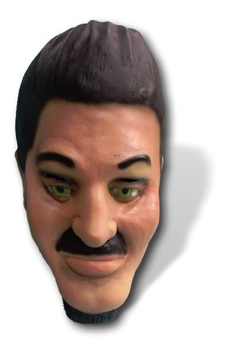 Mascara De Latex Las Mejores Del Pais - Ricky Fort
