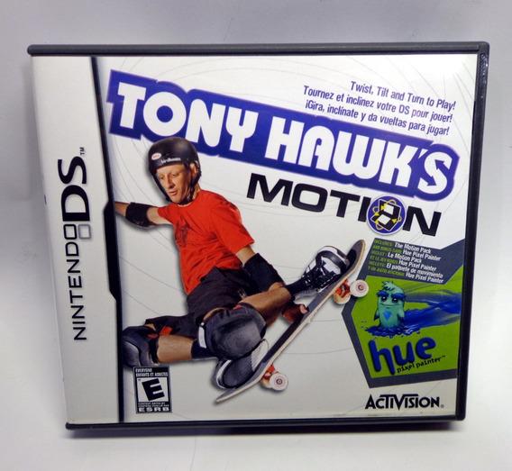 Tony Hawk Motion Completo Original Nintendo Ds