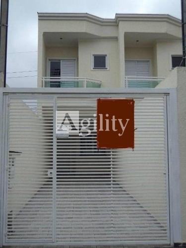Sobrado No Bairro Vila Guilhermina, 3 Dormitorios Sendo 3 Suites ,3 Vagas De Garagem Coberta 210 Mts - 7065