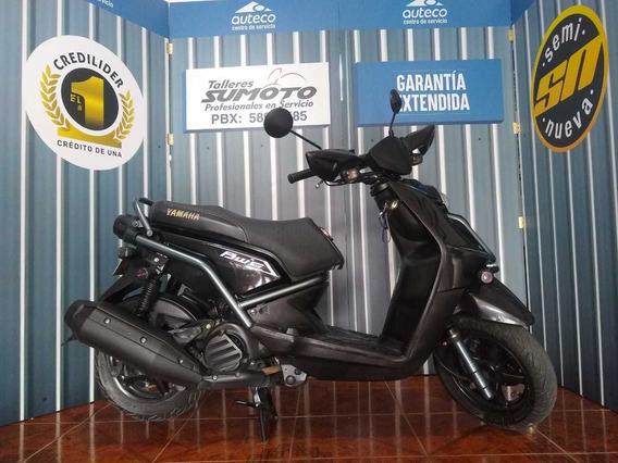 Yamaha Bws 2 125 Modelo 2012