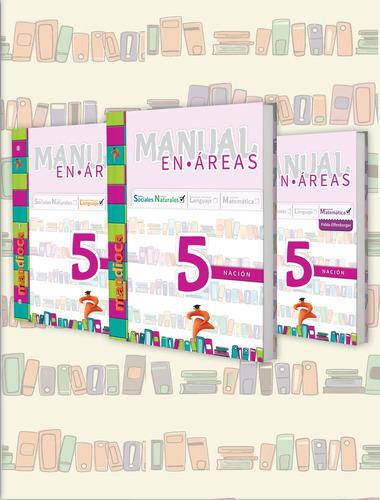 Imagen 1 de 1 de Manual En Áreas 5 Nación - Estación Mandioca -