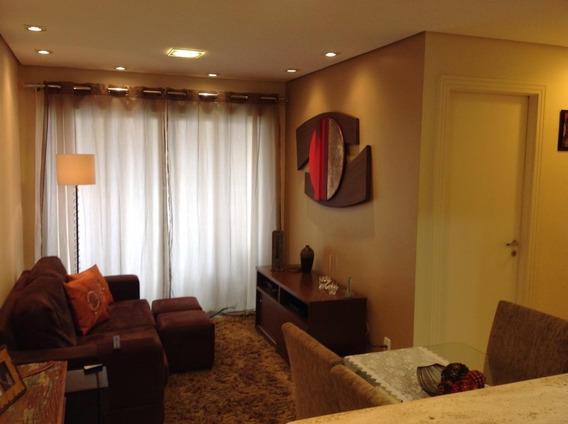 Apartamento Em Vila Suzana, São Paulo/sp De 55m² 2 Quartos À Venda Por R$ 400.000,00 - Ap189963