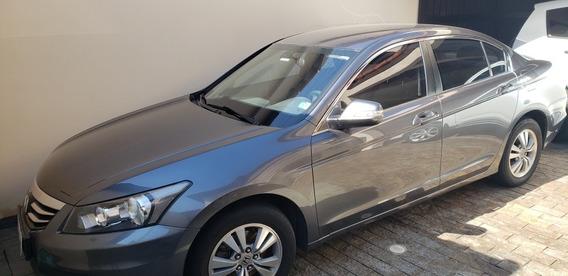 Honda Accord 2.0 Ex 4p 2012