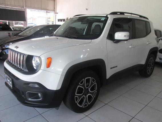 Jeep Renegade Longitude Automatico Flex Com Bancos Em Couro